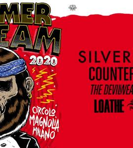 Summer Scream 2020 | Circolo Magnolia, Milano
