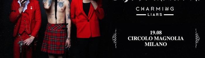 Palaye Royale + Guests | Circolo Magnolia, Milano