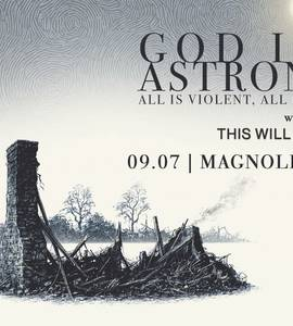 God Is An Astronaut + Guests | Magnolia Estate, Milano