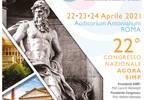 Agora SIMP 2021 - 22nd National Congress of the Italian Society