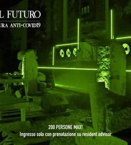 Giardino del Futuro: Lele Sacchi | Social Dis-Dancing