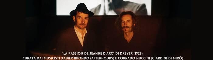 """Sconcerti Festival: """"La Passion de Jeanne D'Arc"""""""