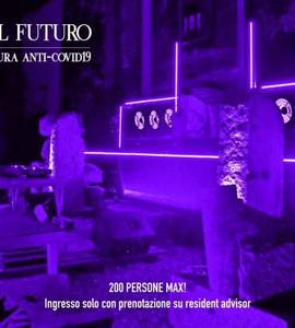 Giardino del Futuro: Mondo Phase   Social Dis-Dancing