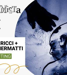 Spinner, un atto dal vivo | Live Painting