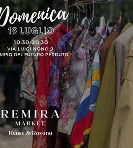 Remira Market #3 | Giardino del Tempio