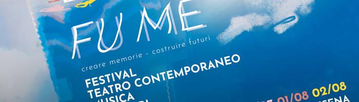 FU ME - teatro contemporaneo, musica, incontri - Villa Silvia Cesena