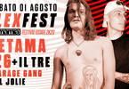 FLEX FEST :: KETAMA126 + IL TRE :: MAMAMIA Festival Estate 2k20