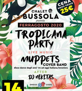 Ferragosto 2020 - Tropicana Party
