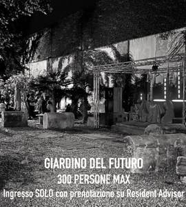 Giardino del Futuro: 999999999 + more | Social Dis-Dancing