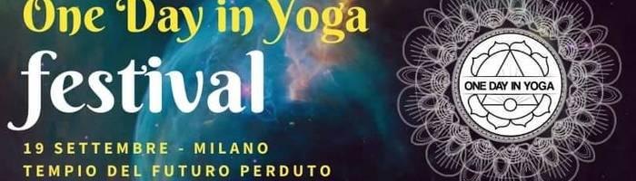 One Day In Yoga Festival - Equinox Sadhana