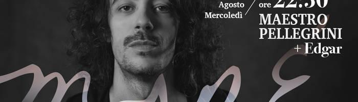 MAESTRO PELLEGRINI • LIVE • MARE' CESENATICO