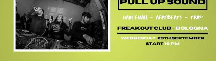 Pull Up Sound | Freakout Club