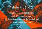 Pillole di JOINT // Soul Providence live + Guenda O'C
