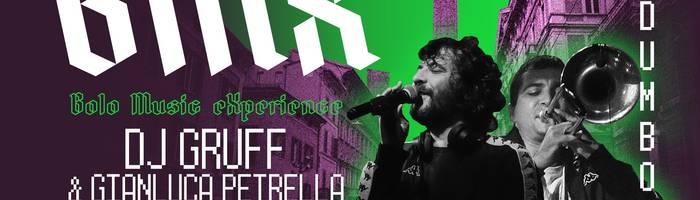DJ Gruff & Gianluca Petrella | BMX - Bolo Music eXperience