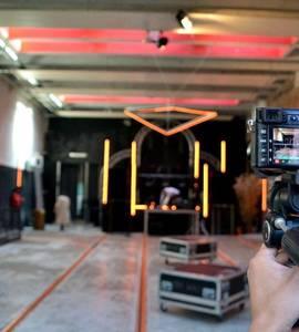 Workshop di video editing al Tempio