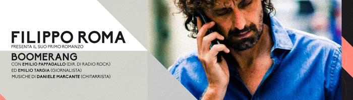 "Filippo Roma presenta ""Boomerang"" // MONK Roma"