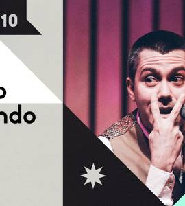 Saverio Raimondo Live - Stand up Comedy at MONK // Roma