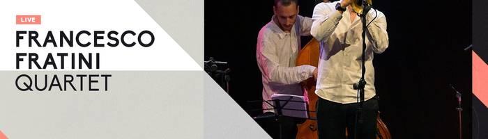Francesco Fratini Quartet live at MONK // Roma