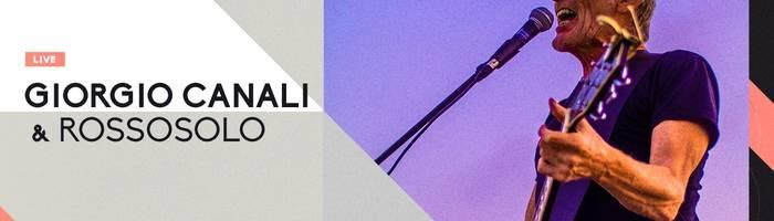 Giorgio Canali & Rossosolo live at MONK // Roma