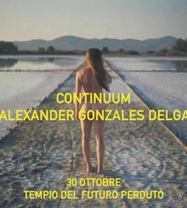 Continuum By Alexander Gonzalez Delgado