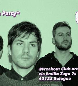 Up to You! /// Garda 1990 *release party* | Freakout Club