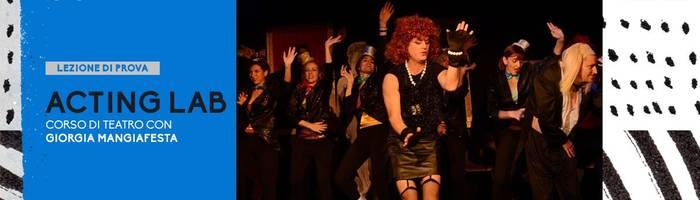 Acting Lab - Lezione di prova // MONK Roma