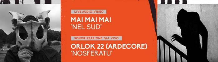 OCCULTO | Mai Mai Mai w/ Orlok 22 live at MONK // Roma