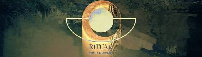 "Rokeya live in ""RITUAL: Acto I Oscuridad"""