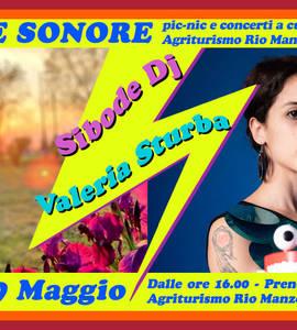 Colture Sonore: Sibode dj + Valeria Sturba