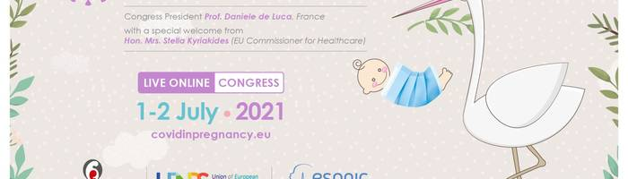 COVID19 in Pregnancy and Early Childhood - Live Online Congress